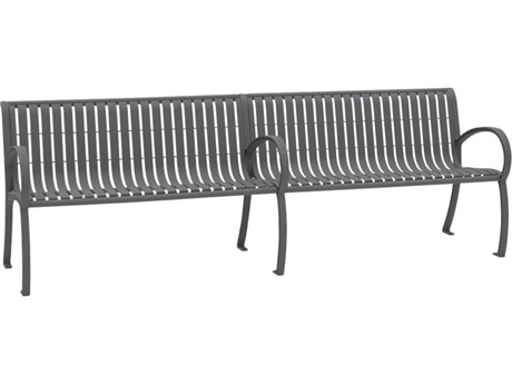 Tropitone District 8' Steel Bench TP4B1622W0113