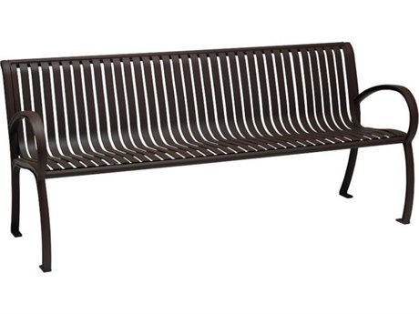 Tropitone District 6' Steel Bench TP4B1622W1113