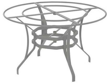 Tropitone Bases Cast Aluminum Round Bar Table Base Only 34H