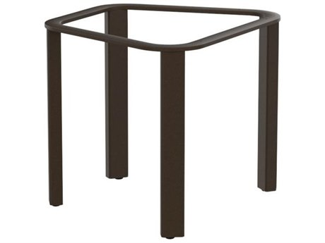 Tropitone Stoneworks Aluminum Wedge End Table Base
