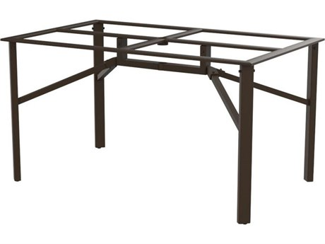 Tropitone Stoneworks Aluminum KD Dining Table Base