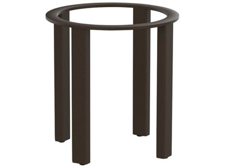 Tropitone Stoneworks Aluminum End Table Base