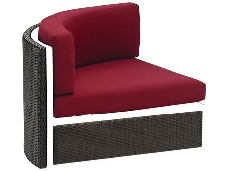 Tropitone Cabana Club Curved Sectional Replacement Cushions