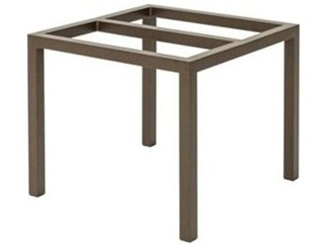 Tropitone Parsons Aluminum 26 Square End Table Base
