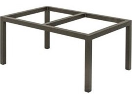 Tropitone Parsons Aluminum 38 x 26 Rec Coffee Table Base