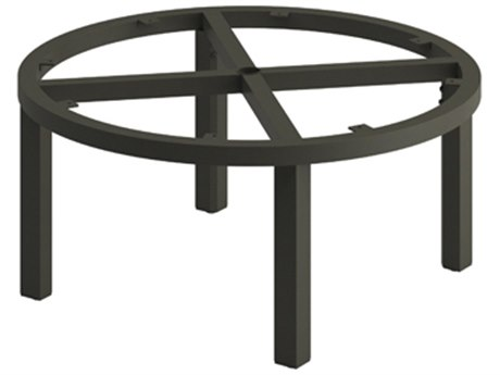 Tropitone Parsons Table Bases Aluminum Base