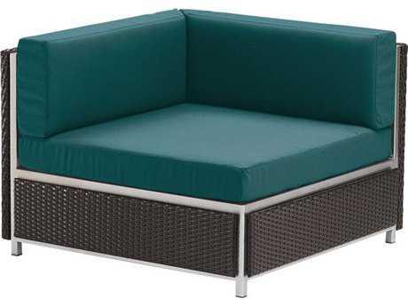 Tropitone Cabana Club Woven Corner Lounge Chair