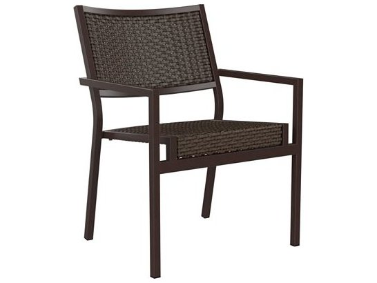 Tropitone Cabana Club Woven Dining Chair