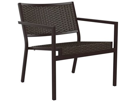 Tropitone Cabana Club Woven Aluminum Wicker Lounge Chair