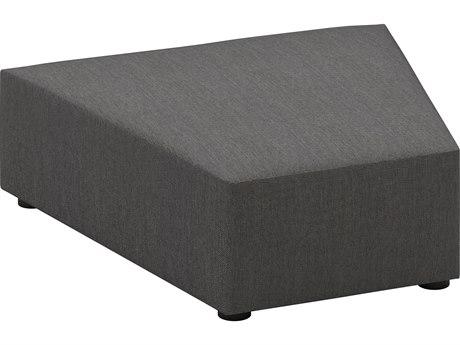Tropitone FIT Aluminum 1 Seater Wedge Modular Lounge