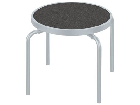 Tropitone Hpl Raduno 20 Round Stacking Tea Table