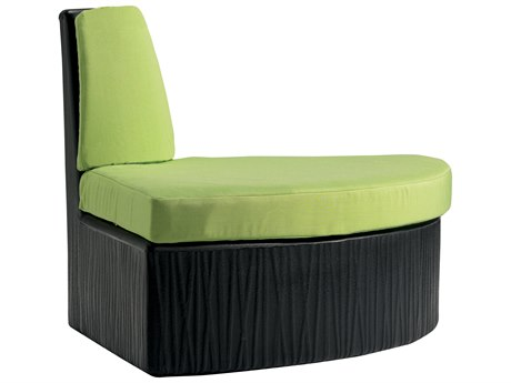Tropitone Mobilis Recycled Plastic Sectional Lounge Chair