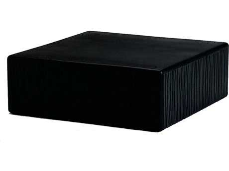 Tropitone Mobilis Recycled Plastic 32 Square Coffee Table