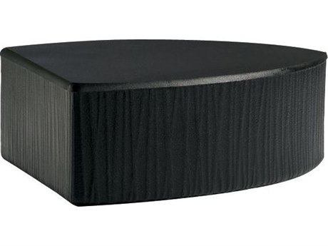 Tropitone Mobilis Recycled Plastic 32 Rectangular Curved Coffee Table