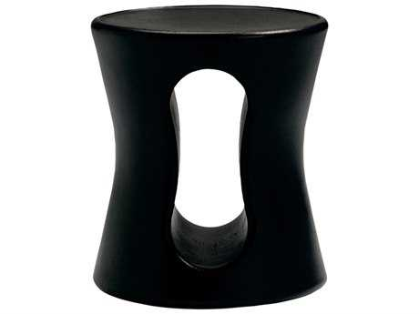 Tropitone Mobilis Recycled Plastic 16 Round End Table