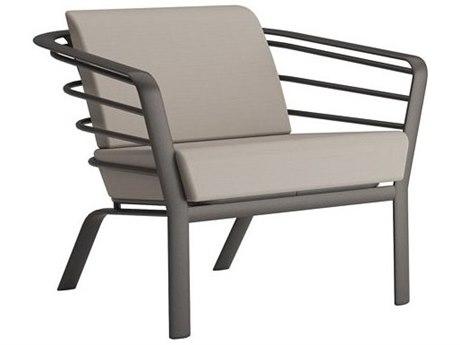 Tropitone Prime Cushion Relaxplus Aluminum Lounge Chair