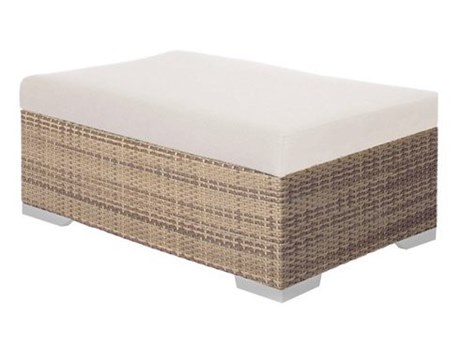 Tropitone Arzo Woven Replacement Cushion for Ottoman