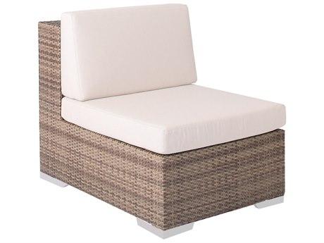 Tropitone Arzo Woven Cushion Modular Lounge Chair