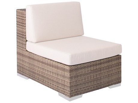 Tropitone Arzo Woven Replacement Cushion for Center Module Chair