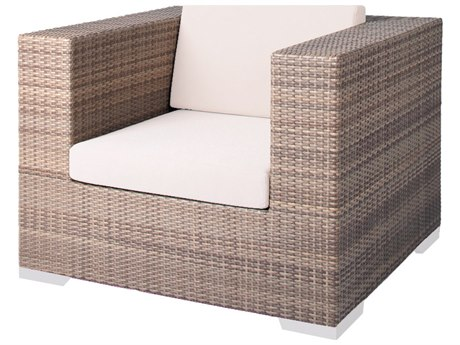 Tropitone Arzo Woven Cushion Lounge Chair