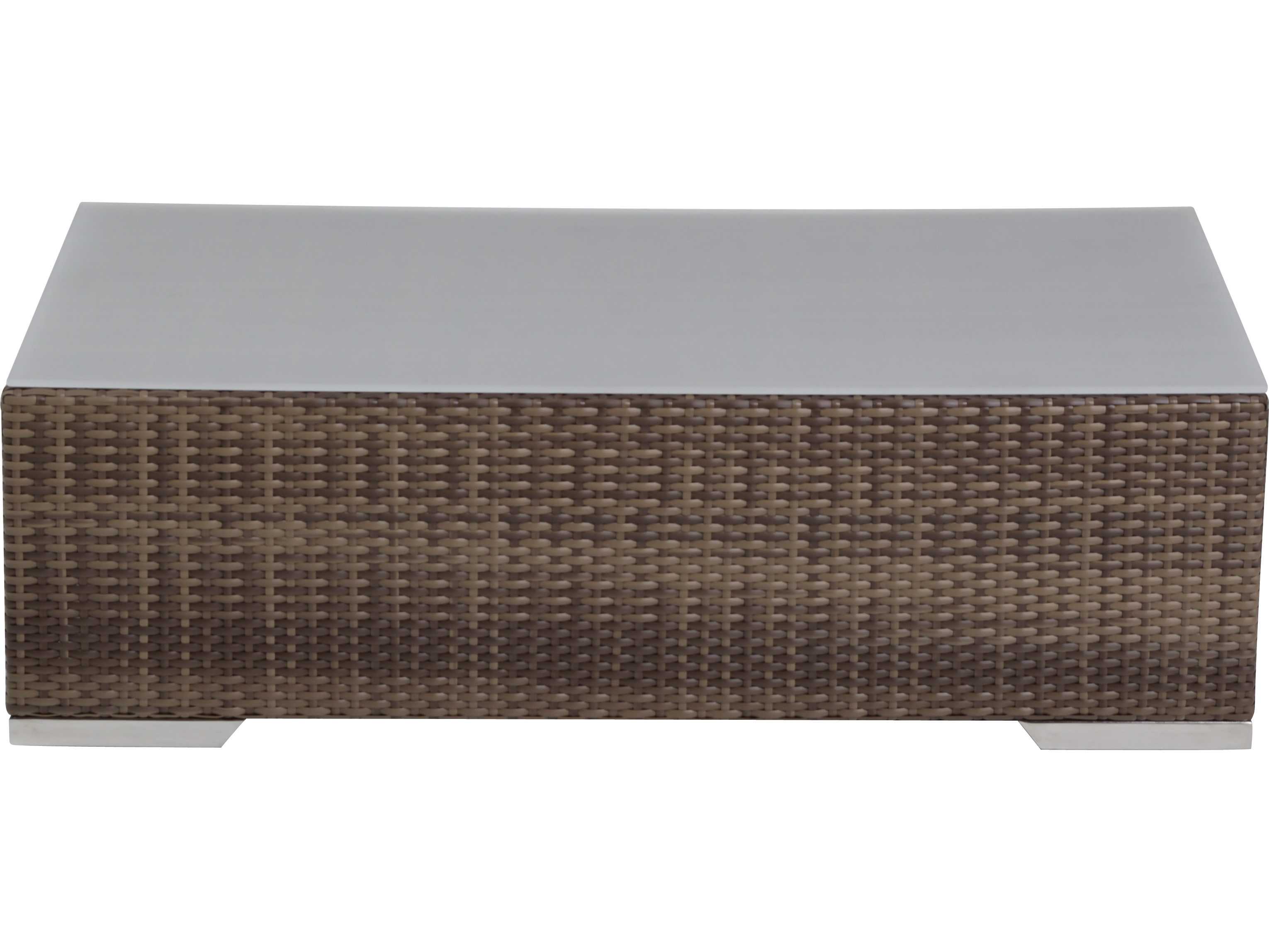 Tropitone arzo woven cushion 41 x 26 rectangular coffee table tropitone arzo woven cushion 41 x 26 rectangular coffee table 641453afr geotapseo Image collections