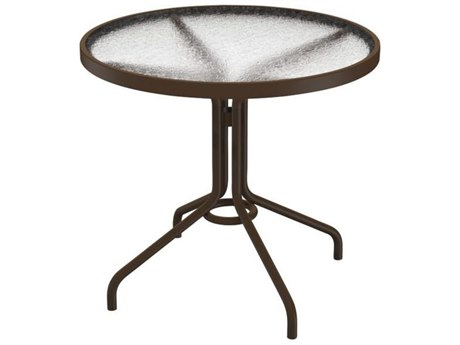 Tropitone Cast Aluminum 30 Round Dining Table TP656A