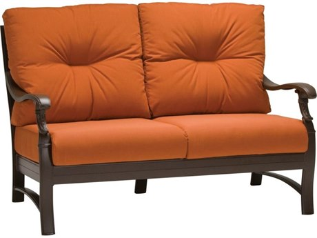 Tropitone Ravello Cushion Aluminum Loveseat