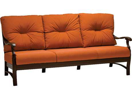Tropitone Ravello Cushion  Aluminum Sofa