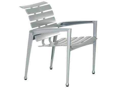 Tropitone Veer Cast  Aluminum Dining Chair