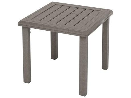 Tropitone Amici Aluminum 24''Wide Square KD End Table TP69183822