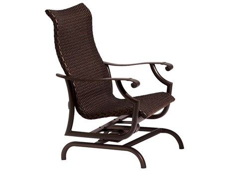 Tropitone Montreux Woven Glider Lounge Chair