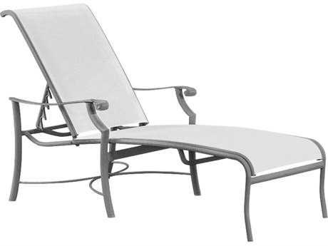 Tropitone Montreux Sling Aluminum Chaise