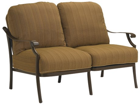 Tropitone Montreux Loveseat Replacement Cushions