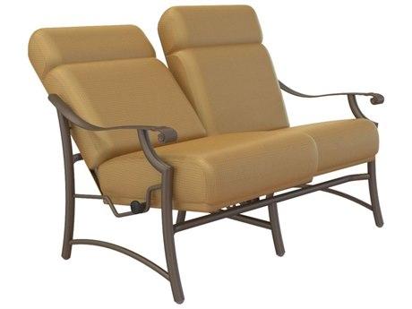 Tropitone Montreux Urcomfort Loveseat Replacement Cushions