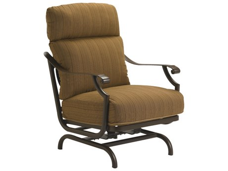 Tropitone Montreux Cushion Aluminum Glider Lounge Chair