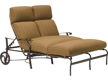 Tropitone Montreux Double Chaise Replacement Cushions