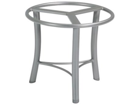 Tropitone Bases Cast Aluminum Round Coffee Table Base Only 18H