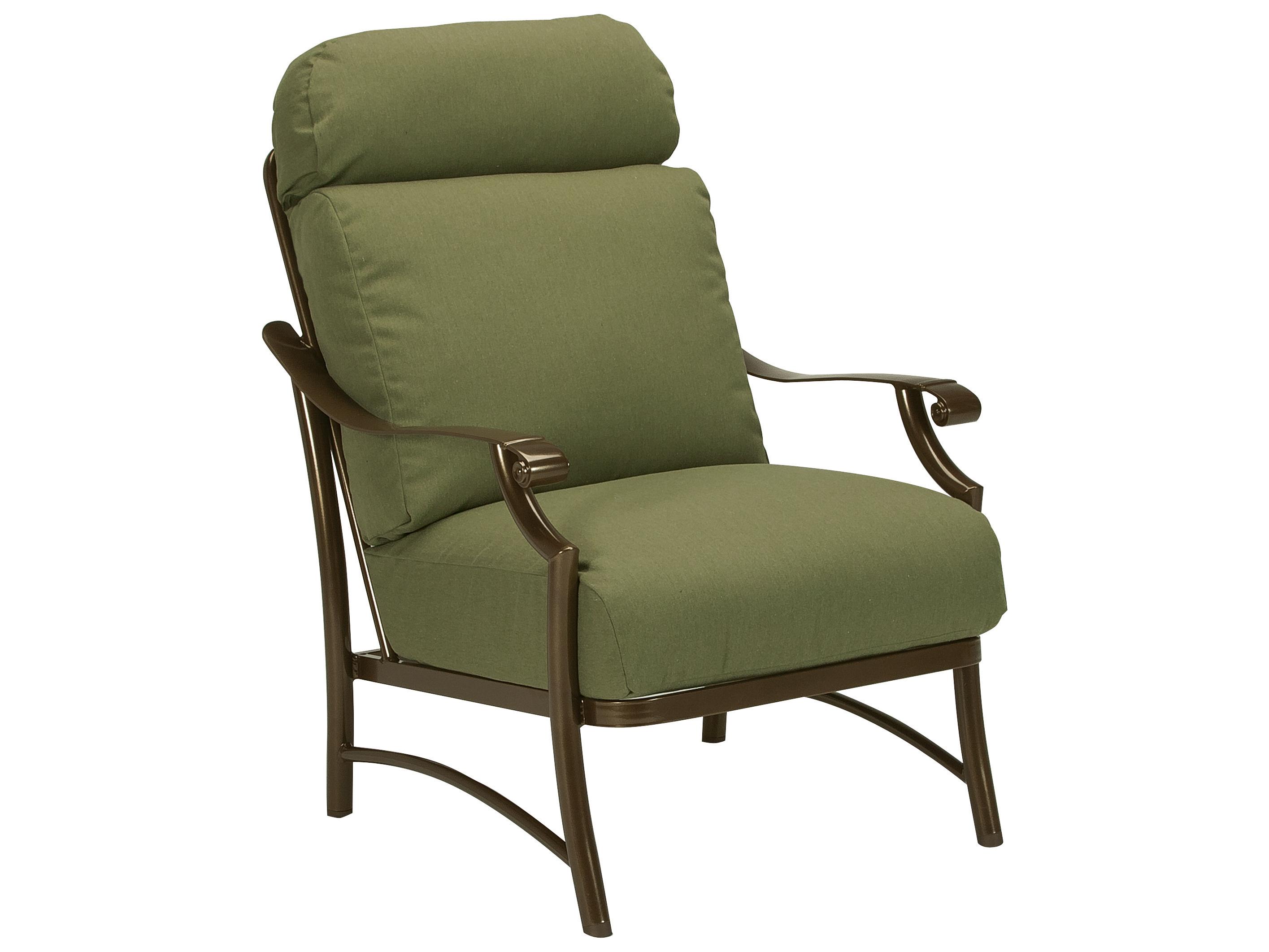 Tropitone Montreaux Ii Relaxplus Cushion Aluminum Lounge