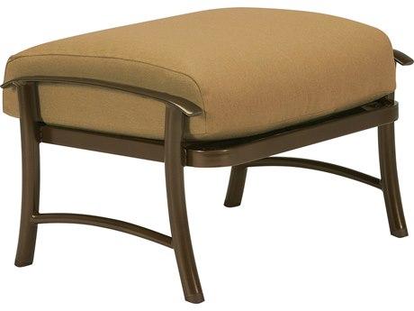 Tropitone Montreaux II Relaxplus Cushion Aluminum Ottoman