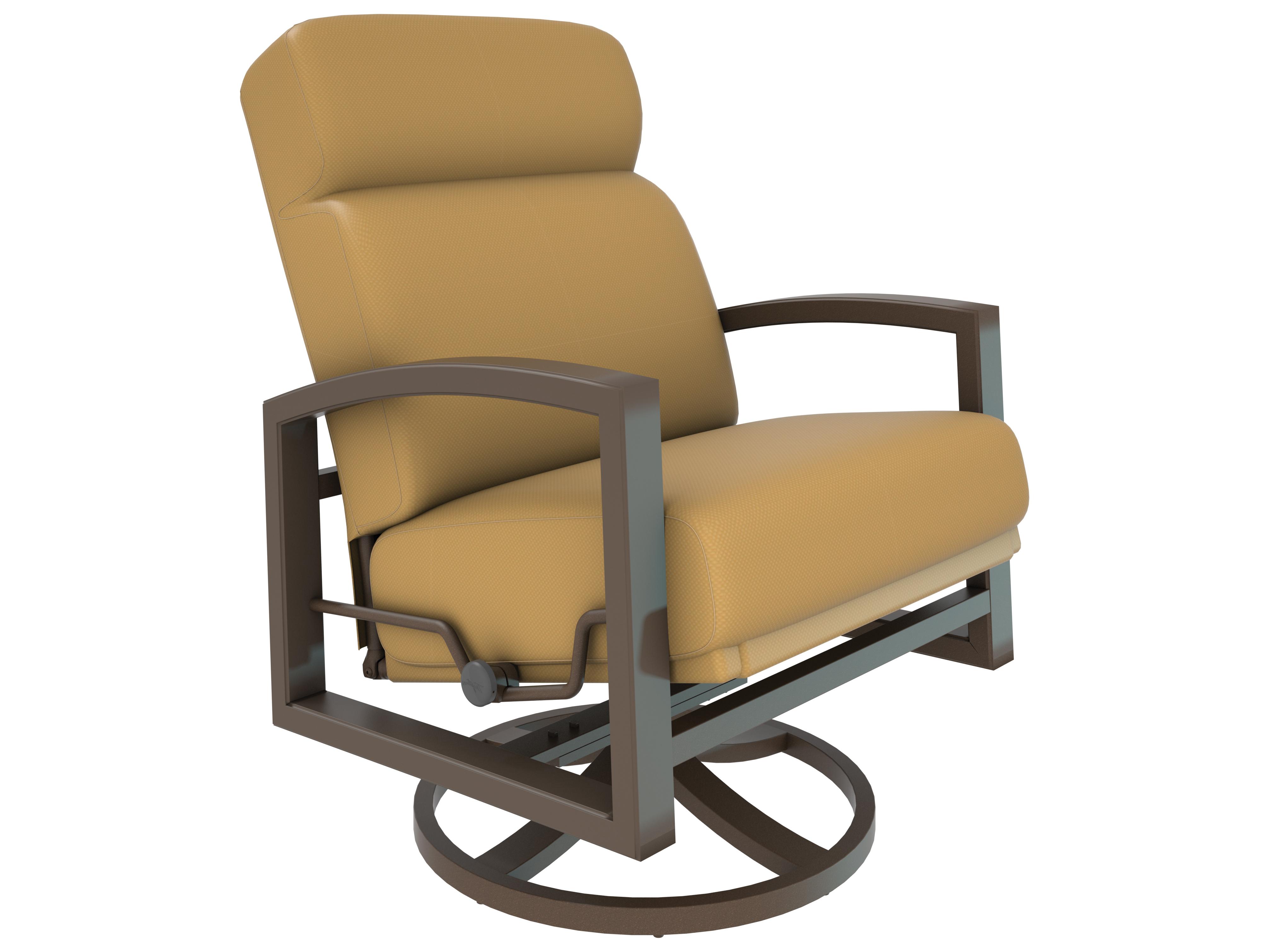 Tropitone Lakeside Urcomfort Cushion Aluminum Swivel