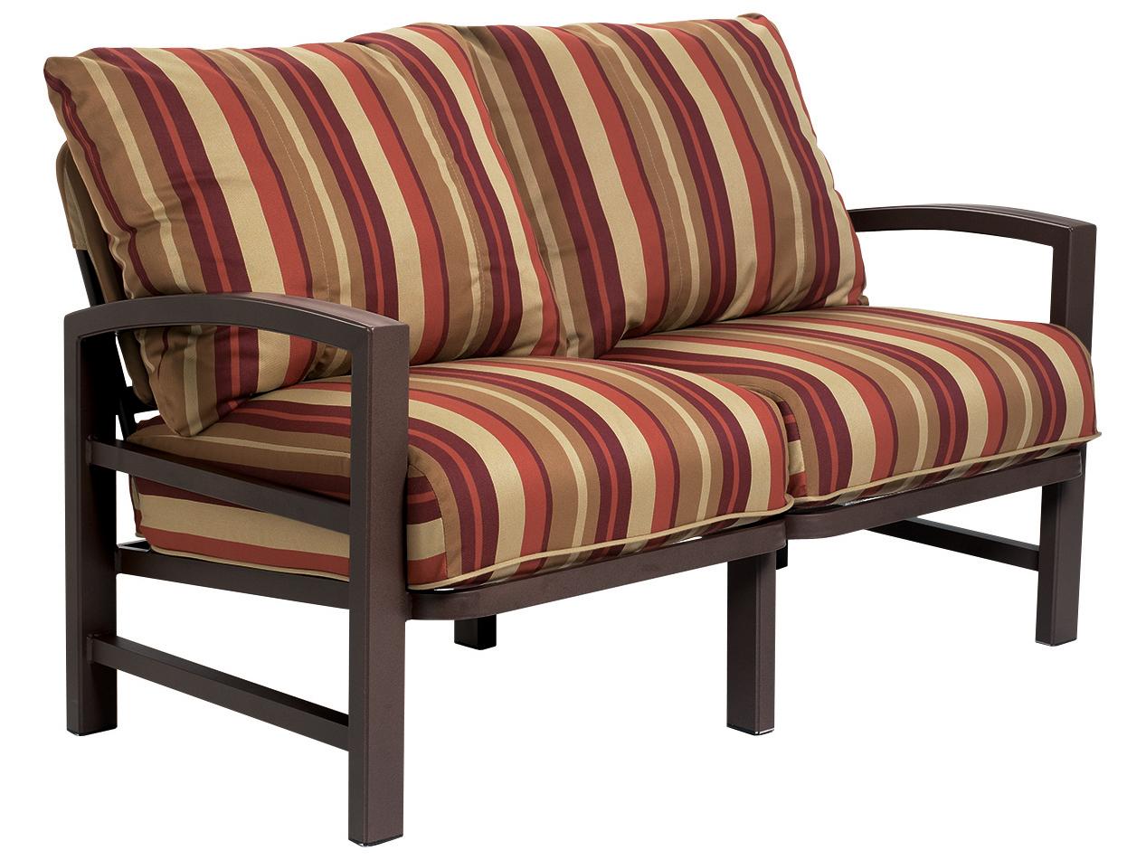 Tropitone Lakeside Cushion Loveseat Replacement Cushions 730514ch