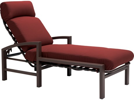 Tropitone Lakeside Cushion Aluminum Chaise