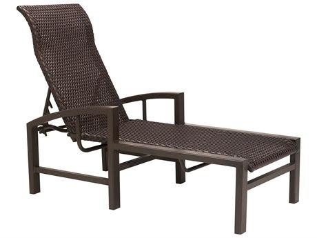 Tropitone Lakeside Woven Chaise