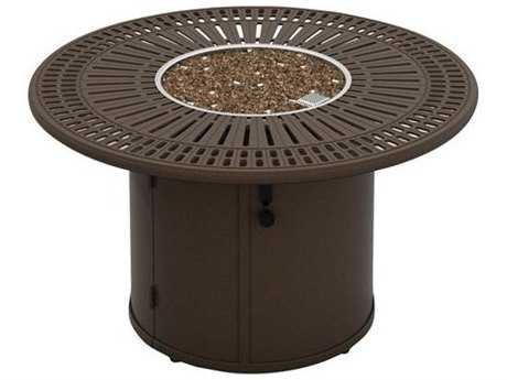 Tropitone Spectrum Fire Pits - Manual Ignition 43 Round Fire Pit (24 round base)
