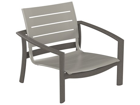 Tropitone Kor Aluminum Slat Spa Chair
