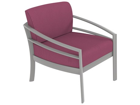 Tropitone Kor Cushion Aluminum Arm Chair