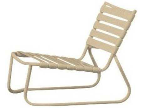 Tropitone Tropi Kai Strap Aluminum Stackable Spa Lounge Chair