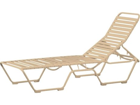 Tropitone Tropi Kai Strap Aluminum Adjustable Chaise  sc 1 st  PatioLiving : tropitone chaise lounge - Sectionals, Sofas & Couches