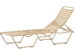 Tropi Kai Strap Aluminum Adjustable Chaise