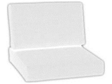 tropitone cabana club replacement cushion curved corner module